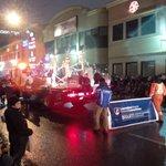 Great to see the Bharti School of Engineering and the School of Nursing @LaurentianU take part in Santas Parade! http://t.co/EUFUODeTiq