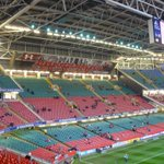 Millenium Stadium for Bellew v Cleverly III http://t.co/xAejJNZMol