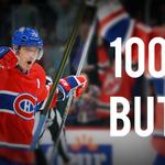 Andrei Markov marque son 100e but avec les @CanadiensMTL! http://t.co/M77Z76Apmx #RDSCH http://t.co/Tqrk6BruTp