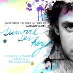 #FelizDiaDeLaMusica > A las 22:30 #SiempreEsHoy, homenaje a @cerati en la @TV_Publica > http://t.co/fnEKkv11el http://t.co/p8WFECptXh