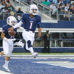 @TheKylerMurray created excitement for #AllenEagles & disappointment for others. Sorry Desoto not this year. #RFTB http://t.co/PG6Hd6L4Nv
