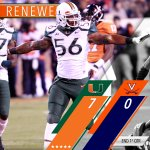 END 1ST: Kaaya throws a beauty to Dorsett for seven, defense doing defensive things. http://t.co/6MZCvkskGW