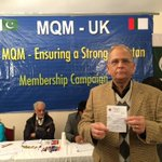 . #JoinMQM #MQMUK Membership campaign #London 2014 #ENSURIN A STRONG #Pakistan http://t.co/IEnZNlIcak