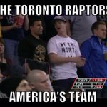 #WeTheNorth fans in Cleveland http://t.co/NJFCf9Jppc