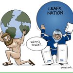 Too much pressure playing for #toronto? @PJStockHNIC #Leafs #TMLtalk http://t.co/hoku5doWsF