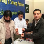 . #JoinMQM #MQMUK Membership campaign #London 2014 #ENSURIN A STRONG #Pakistan http://t.co/dpa8za5dvz