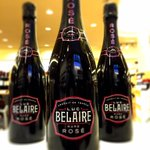 Attention #Toronto this is whats up! Luc Belaire #Rosé Sparkling #Wine #Provence LCBO #Vintages #lcbo #blackbottles http://t.co/QqxXL8OqJL