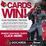 CARDS WIN!! Put your deposit on bowl tix today to follow @UofLFootball! https://t.co/K7B6fpZcZn http://t.co/QFelVNb1St