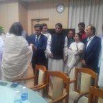 RT @ihcdhaka: MPs of Bangladesh meeting with Ms Mamata Banerjee, Chief Minister of Paschimbanga on Nov. 22