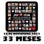 22 de Noviembre. 33 meses. Justicia para las víctimas de la tragedia de Once. http://t.co/tahiJYwMqU