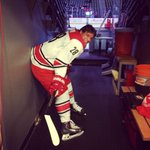 Alexander Semin and the #Canes prepare to take the ice for warmups in Denver. http://t.co/JVTAI9l0qo