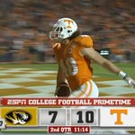 4th Down For What! @Vol_Football with a fake FG for the TOUCHDOWN. #MIZZvsTENN http://t.co/fLOTf8Qw9B
