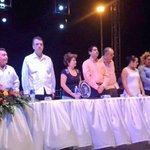 Celebran 80 aniversario de los clavadistas profesionales de La Quebrada #Acapulco @marybmedina @webcamsdemexico http://t.co/YWnzh4Pym6