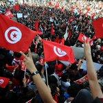 #تونس_تنتخب #رئاسة_تونس #تونس سواعد يهتز فوقها العلم نباهي به و يباهي بنا ✌ #TnPrez #TunisiaVotes #TnElec http://t.co/ZSvCUxSD8V