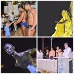 Celebración del 80 aniversario de los Clavadistas de La Quebrada #Acapulco @marybmedina @webcamsdemexico @SECTUR_mx http://t.co/aqPtCIXyV9