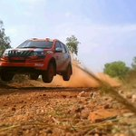 We've rewritten d history books of Indian Motorsport by being d 1st ever diesel SUV,to win Indian Rally Championship. http://t.co/ovV5jn4yIr