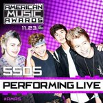 Dont forget @5SOS will be performing tomorrow at the #AMAs make sure you tune in!! #5sosAMAs http://t.co/h9qRLddZQz