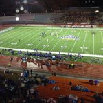 The Weslaco vs Laredo United game has started back up again! Laredo United leads 16-0 with 10m58s left in the 2nd http://t.co/At1vGhVlYl