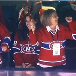 #Habs #HockeyMoms celebrating their sons victory over the #Bruins ???????? http://t.co/JOEqSZ49FN