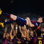 RT @Sports_NDTV: Lionel Messi nets hattrick to become La Liga leading goal-scorer as Barcelona rout Sevilla 5-1 http://t.co/IhxWRWQmsd