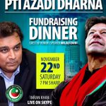 Seattle fundraiser today. Lets see what this city has in store for the struggle for #NayaPakistan @PTIofficial http://t.co/E2CX2qh5T8