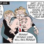 #RogerSutton, the coverage, the allegiances, the allegations. #Grouphug #nzpols http://t.co/Yjjco4S8zz