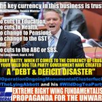 Remember #VicVotes that YOU CAN NOT TRUST #thefibs or any #Fiberal LIAR #PutLNPLast where they put YOU & #BootThemOut http://t.co/Lu4yIjMASk