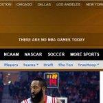 ESPN just refusing to acknowledge the Raptors. http://t.co/Hvbz16pPMU