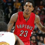 """""""Sweet Lou"""" Williams drops career-high 36 as #Raptors crush #Cavaliers: http://t.co/fOuoPA1Qbh (Photo via @Raptors) http://t.co/AzbSXxlwNo"""