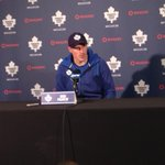 """Dion plus 3 tonight. """"We feel good about our game and we want to build on it. """" #tmltalk http://t.co/7um72HWbE4"""