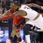 Williams scores career-high 36 points as Raptors hand Cavaliers 4th straight loss http://t.co/xudo3UgUz5 http://t.co/RqCdJtntLI