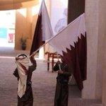 حصنتك بإســم اللّه يا #قطر 🌹  صباح الخير ☕️ http://t.co/zW93mrxF5k