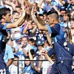 La delantera más goleadora del campeonato. #RacingPositivo #HoyJuegaRacing http://t.co/wlgO1XiKJI