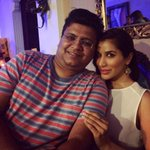 Great party last night at @2111shaad 's. Thank you. @Sophie_Choudry