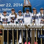 Go Sparty! Michigan State wins first womens #NCAAXC national championship: http://t.co/CChULUtBIW http://t.co/YTWrkgs51h
