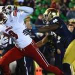 Louisville 31 – Notre Dame 28: Cards Squeeze It Out In South Bend http://t.co/URVXTjIuFc http://t.co/OofF9y6ep9