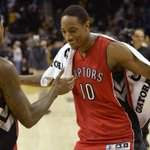 Let the good times roll: After beating Cleveland, Raptors are tied for best record in the NBA http://t.co/Aov8AMXDe0 http://t.co/OrwKz1lEO0