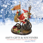 Amys #Gifts & #Souvenirs is filled with one of a kind #gift ideas for any occasion. #kelowna #Christmas #okanagan http://t.co/iorfBNvp83
