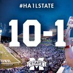 Congrats to @HailStateFB on their 2nd 7-0 home record in school history. #HailState #STATEPROUD http://t.co/R6wcGF1R6d