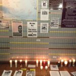 Memorial for #AkaiGurley Another memorial Another unarmed Black man killed by #myNYPD Another mothers son http://t.co/WWuR1BTbvX