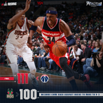 Paul Pierce scores a season-high 25 points to lead the #Wizards to a win in Milwaukee and a 9-3 record #dcRising http://t.co/T1QqP7Pxsf