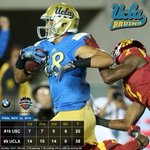 #BruWins! #UCLA wins 3rd-straight over USC, 38-20! Its a #BruinRevolution in LA! #GoBruins http://t.co/Gjcr59fiff