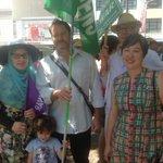 MT @SenatorSurfer: Happy standing with @jennyleong @lydia_shelly @apicot @HallGreenland & othrs Sydney peace rally http://t.co/W4FxEBJfJ4