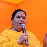 """Mad ppl""""@IndianExpress: Now Uma Bharti's wisdom:Sanskrit can replace English as link language http://t.co/2Bo60XGCAQ http://t.co/9lEqVW4UvK"""""""