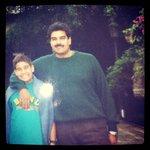 Feliz cumpleaños al mejor amigo, padre y abuelo del mundo. Te quiero mucho @NicolasMaduro. Digno hijo de Chávez!! http://t.co/jIJS6pQ0N6