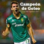 Lo Prometiste.. Lo Soñaste.. Y Finalmente lo Cumpliste!!! El mejor de todos juega en León y se llama @mauroboselli !! http://t.co/YNLyixZHyq