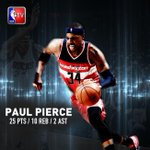 .@paulpierce34 posted a double-double to lead the @WashWizards past the @Bucks to earn back-to-back wins http://t.co/C5YnJkfLP8