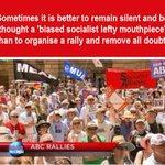 ABCs own goal! @billshortenmp #ourabc #abccuts #markscott #saveourabc #theirabc #auspol #parasitesonparade http://t.co/q31YfV8SSA