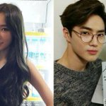 #Taeyeon and #Suho Wittily Shows Support for Kyuhyuns Solo http://t.co/RoGYLxF1H6 http://t.co/FIr0I3wFVw