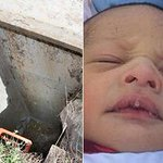 The cyclists who found a baby down a 2.4m drain said they initially thought it was a kitten http://t.co/ztGG4MrjAq http://t.co/hFlAO1gjEa